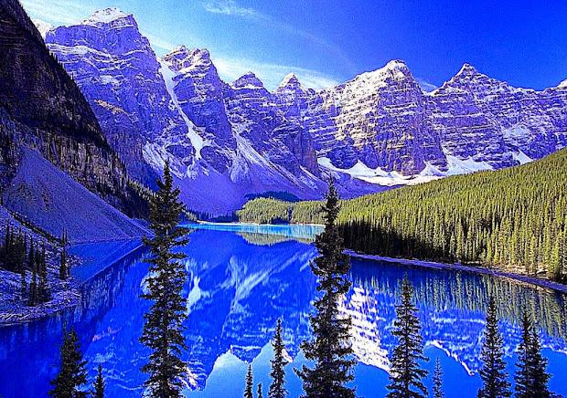 beautiful landscapes of world