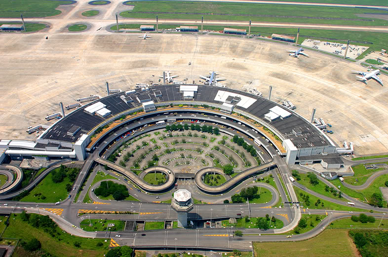El Gobierno de Brasil venderá el 10% de su capital en aeropuertos del país