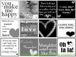 latest love quotes together with images