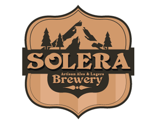 Brewery Logo Graphic Design