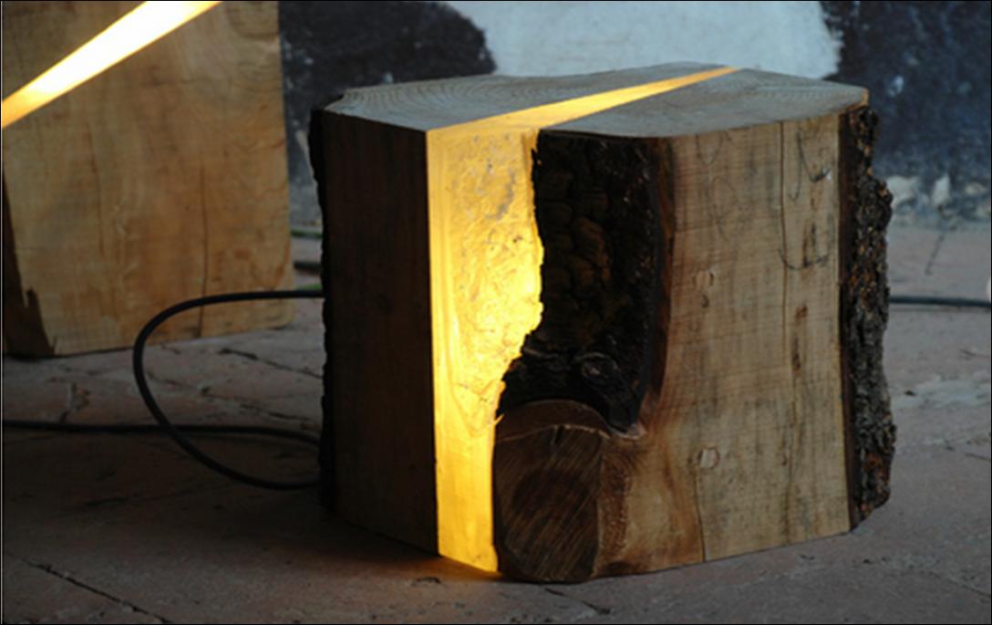 DESIGN: La seconda vita (design) di un ceppo di legno. Brecce Collection di Marco Stefanelli ...