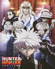 HUNTER×HUNTER zoldyck family Killua Zoldyck