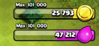 Cara Mendapatkan Tambahan Jumlah Gold dan Elixir dengan Cepat dalam Bermain CoC