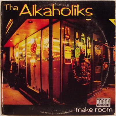 Tha Alkaholiks – Make Room / Last Call (VLS) (1993) (320 kbps)