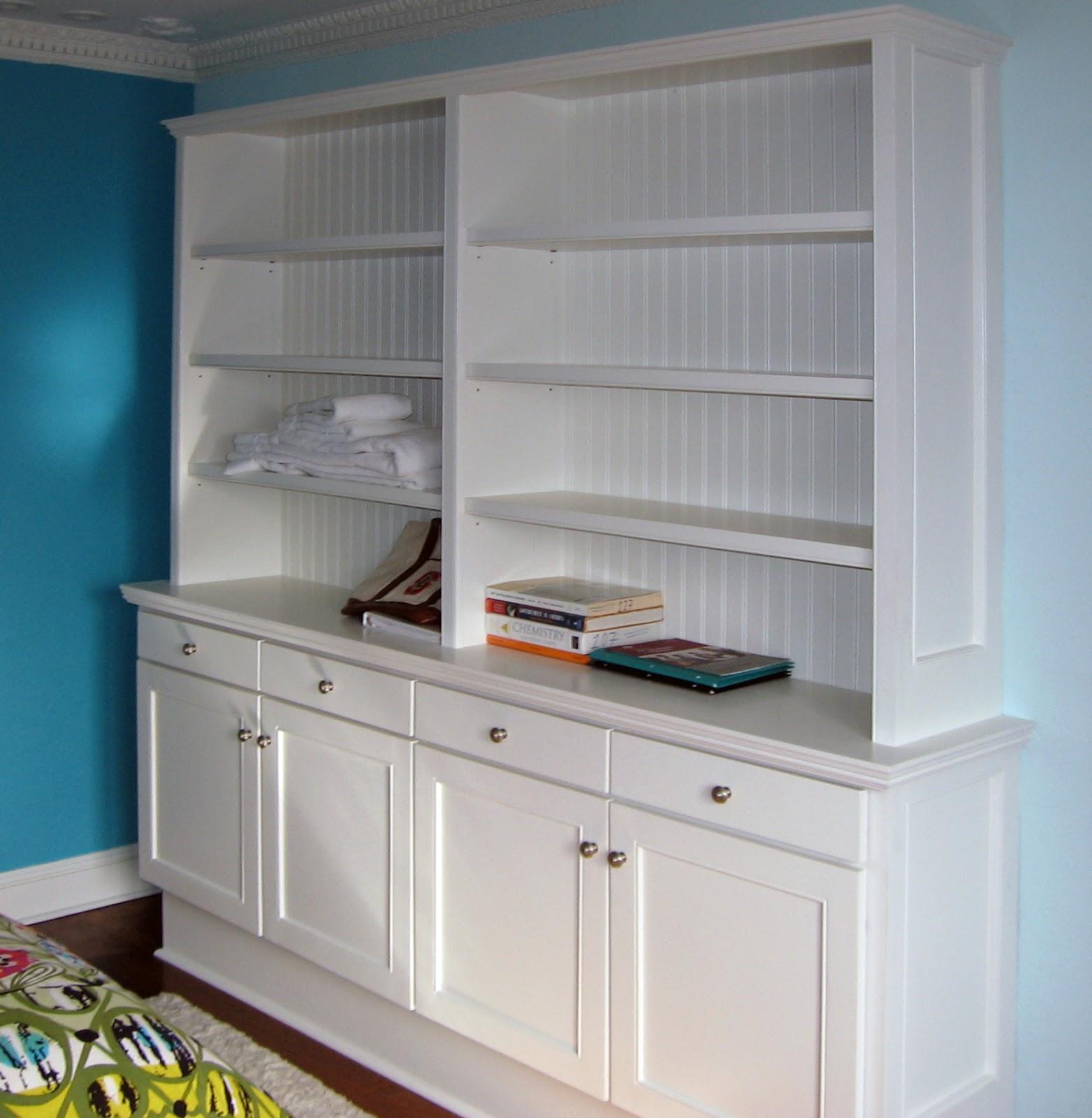 Superbe Custom Teenageru0027s Built In Bookcase / Storage Unit