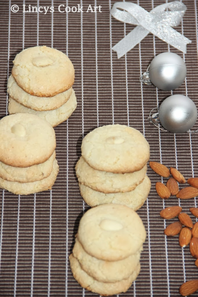 Almond Macaroons Chewy Almond Macaroons Lincy S Cook Art