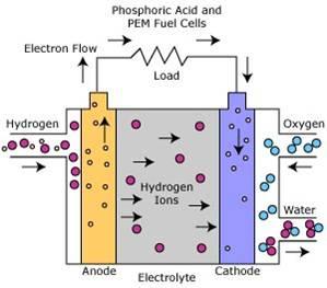 Sistem Konversi Energi Fuel Cell Hydrogen Julius