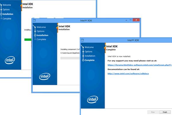 Intel XDK
