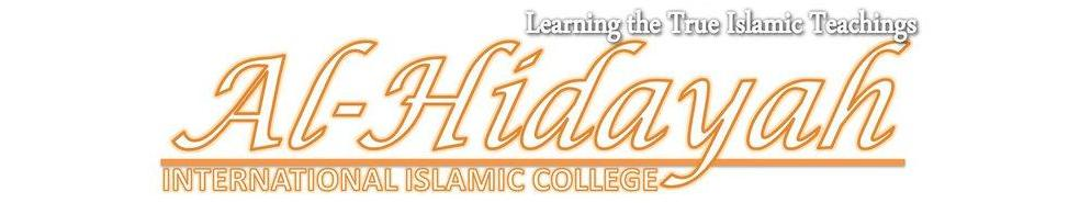 Risalah Al-Hidayah International Islamic Collage