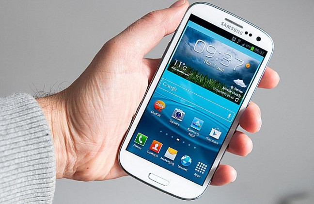 Jelly Bean Galaxy S3 France
