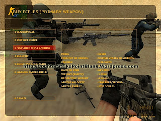 M4A1 CSO Camo VGUI in Counter Strike Source