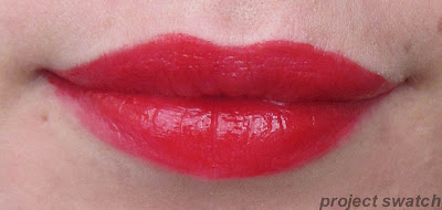 PF Sexy Booster Sexy Glow Glossy Stain - lip swatch