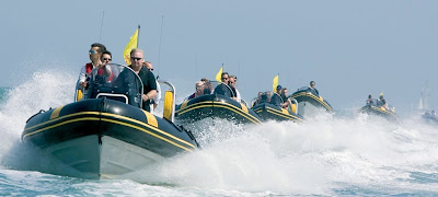 Solent Rib Charter own Europe's largest rib fleet