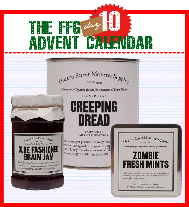 Zombie Stocking Stuffer