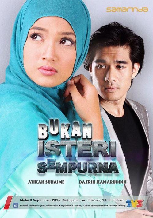 Bukan Isteri Sempurna (2015) Samarinda TV3