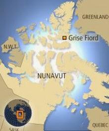 Grise Fiord Nunavut