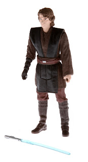 "Hasbro Star Wars Saga Legends 3.75"" Anakin Skywalker figure"