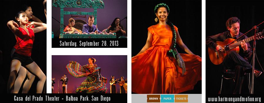 San Diego Rueda Harmony Motion International Music