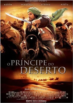 O Príncipe do Deserto – BRRip AVI - RMVB Legendado