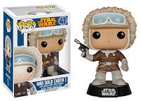 Funko Pop! Han Solo (Hoth)