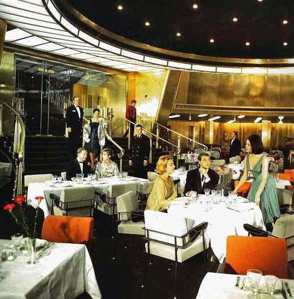 Ss France Dining Room