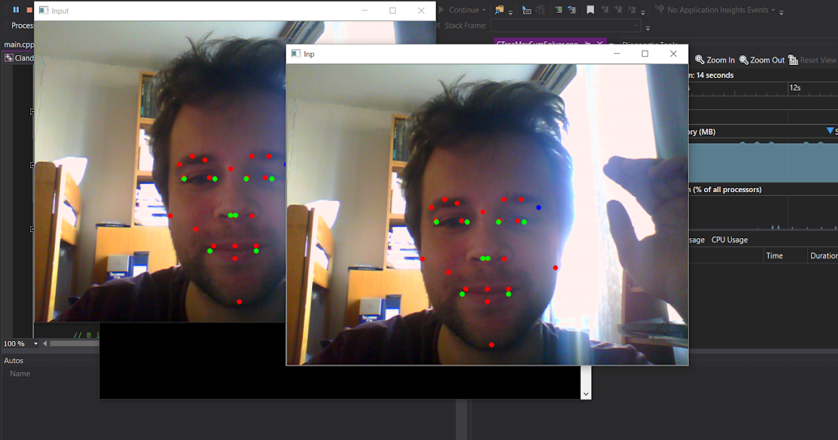 opencv machine learning tutorial
