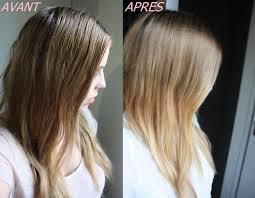 pour que les cheveux bruns foncs deviennent bruns clairs avec des reflets blonds et que les cheveux clairs deviennent encore plus blond utilisez cette - Eclaircir Cheveux Colors