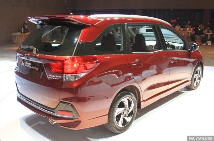 Formerly The Honda Portal Paultan Org Honda Mobilio Rs Range