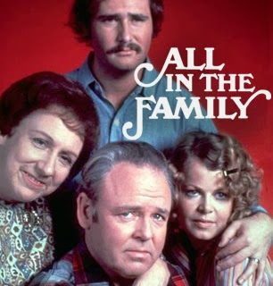 All In The Family Carroll O'Connor