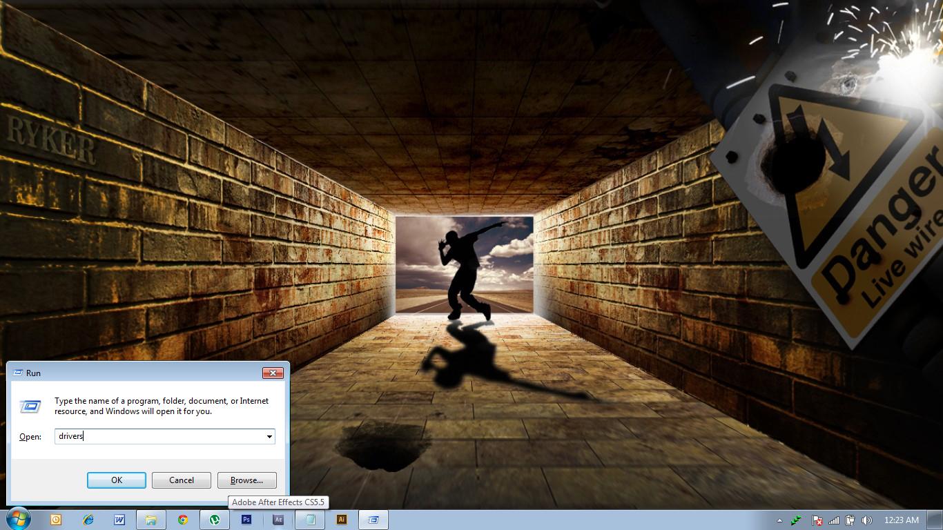 Adobe Geek: •Block Website By Editing Host File