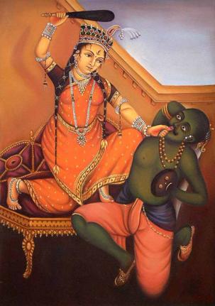 माता बगलामुखी देवी के चमत्कारी तांत्रिक मंत्र