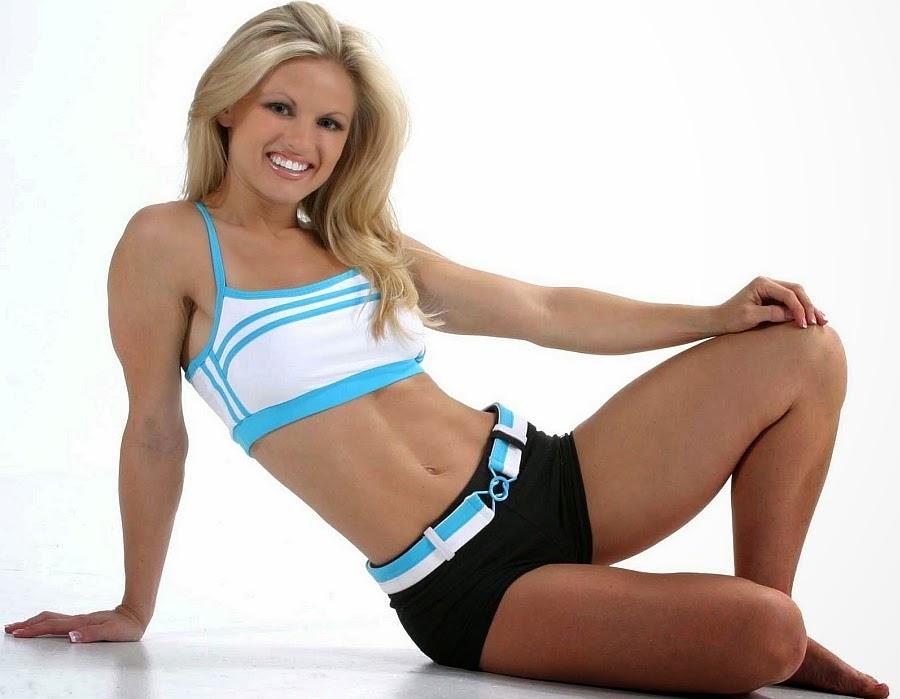 Tina Rigdon - Female Fitness Models