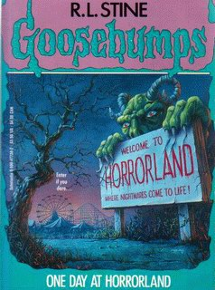 R.L. Stine - One Day at HorrorLand