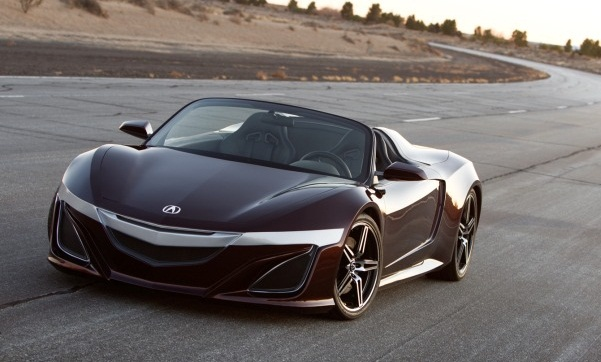 Sport Car Garage: Acura NSX Roadster (2014)