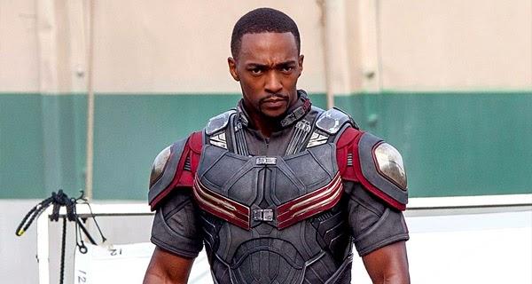 """El Halcón en """"Capitán América 3: Civil War"""""""