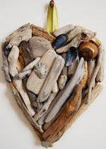 'Driftwood heart'