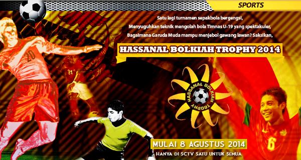 Jadwal Timnas U-19 Di Hassanal Bolkiah Trophy 2014