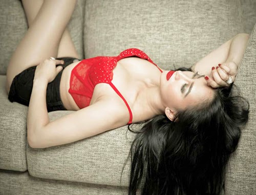 Foto Seksi Super Hot Lita Keysha