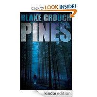 Pines (The Wayward Pines Series) by Blake Crouch £0.99