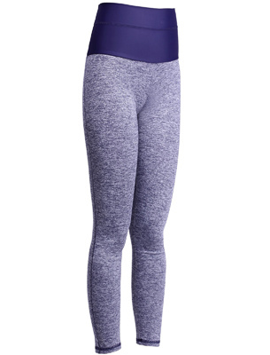 mallas leggings efecto vientre plano shape Domyos Decathlon