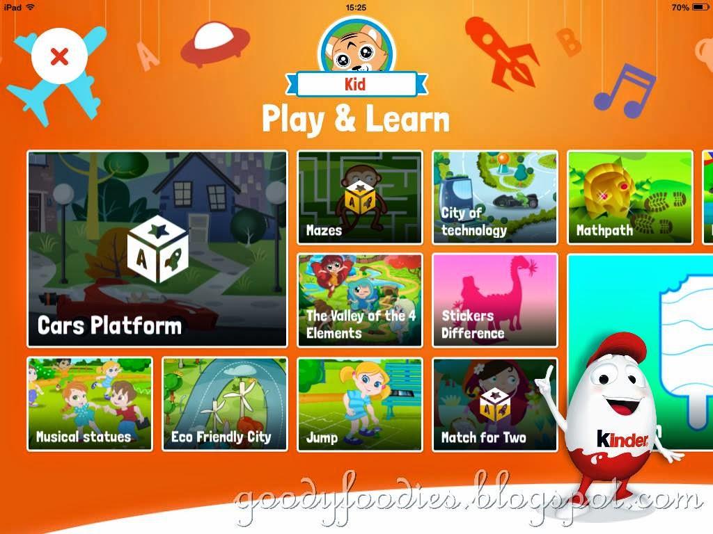 Goodyfoodies the new magickindermy magic kinder app - Kinderapps gratis ...