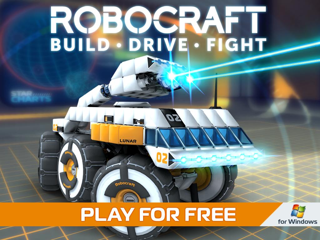 Robocraft Panzer