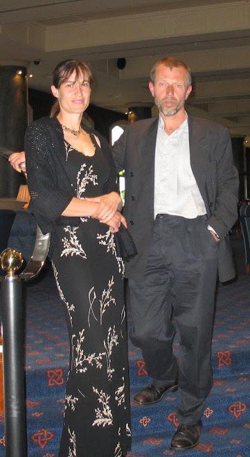 Martina a Jiří Netík, Wales 2007