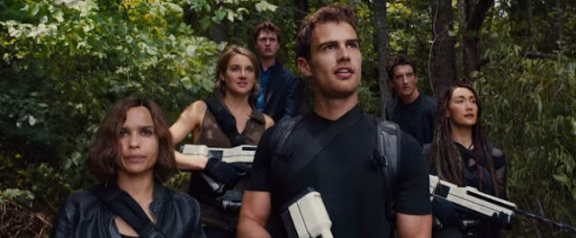 The Divergent Series: Allegiant Teaser Trailer IS HERE!!