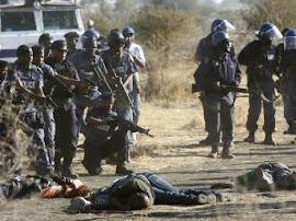 África do Sul: massacre a serviço do imperialismo inglês