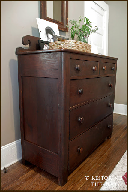 Restoring The Roost Bedroom Chest Of Drawers