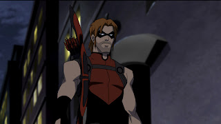 Red Arrow in Young Justice: Invasion