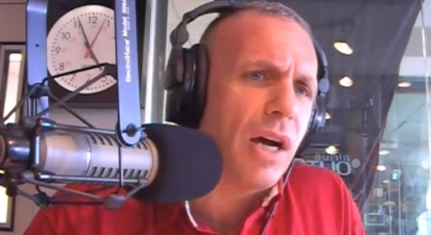 Gay Talk Show Host Tells Gay Romney Supporter He Should Kill Himself
