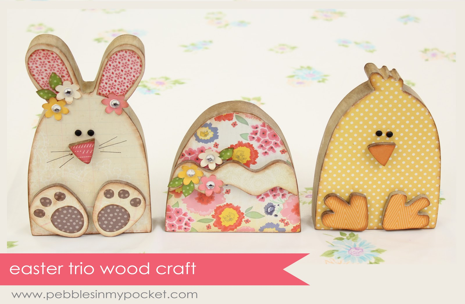 spring easter wood crafts available as unfinished wood with add on