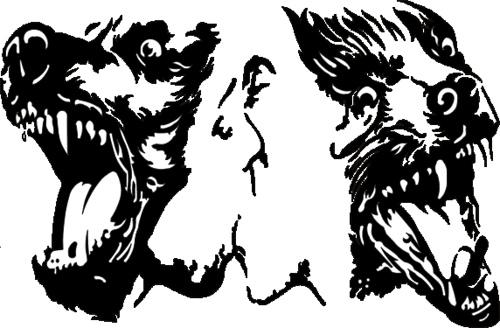 Corazones negros - Imagui